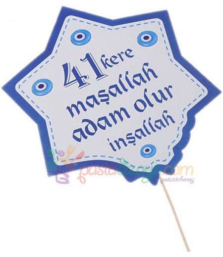 41 Kere Maşallah Konuşma Balonu