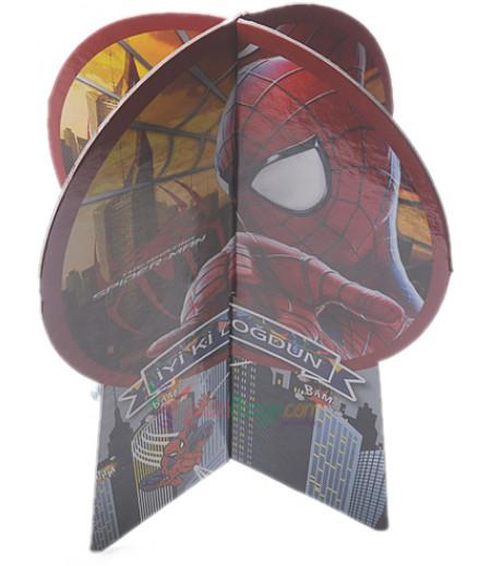Örümcek Adam Masa Üstü Görsel Stand