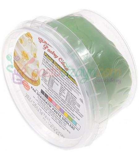 Şeker Sugar Açık Yeşil Şeker Hamuru,200gr