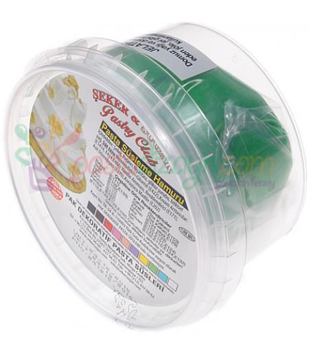 Şeker Sugar Yeşil Renk Şeker Hamuru,200gr