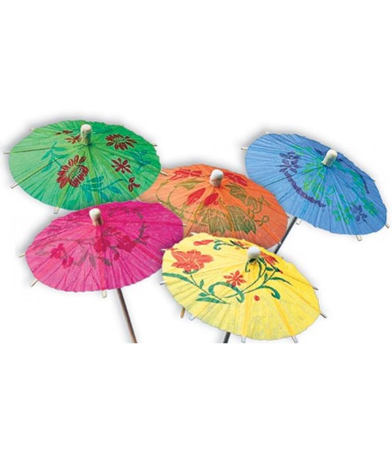 Şemsiye Kürdan,50 adet