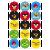 Angry Birds Kurabiye İçin Gofret Kağıdı İle Baskı
