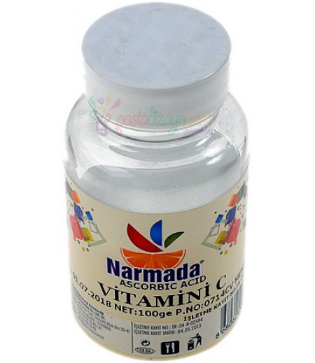 Askorbik Asid - Vitamin C,100 gr