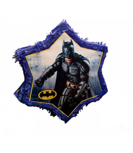 Batman Görselli  Pinyata