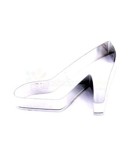 Bayan Ayakkabısı Kurabiye Kalıbı,5-9cm