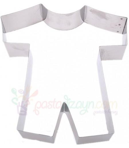 Bebek Giysisi,Forma Şekilli Pasta Kalıbı