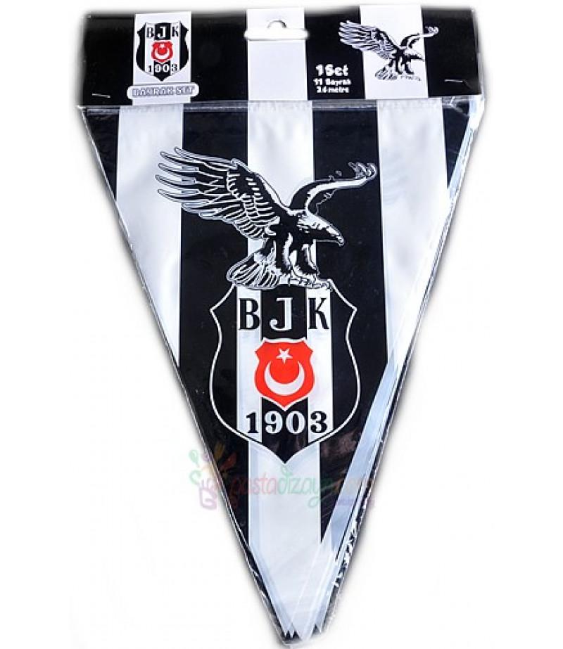 Beşiktaş Temalı Flamalar,Paket
