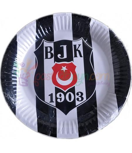 Beşiktaş Temalı Tabaklar,8 Adet