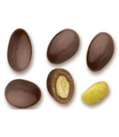 Bitter Antep Fıstıklı Çikolata , 250gr