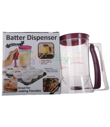 Cupcake Doldurucu Batter Dispenser
