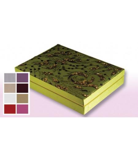 Dikdörtgen Pasta Kutuları, Değişik Renklerde