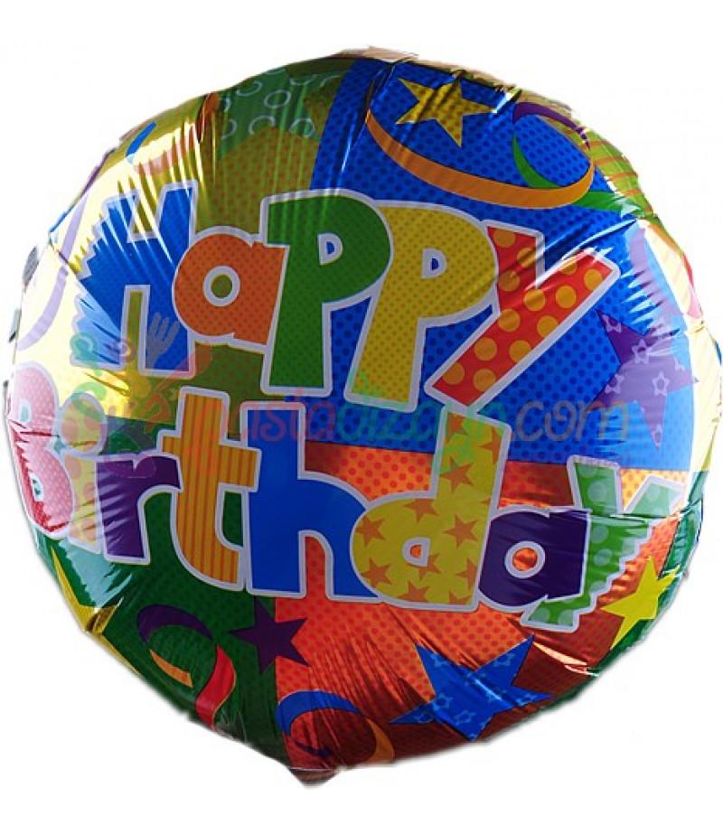 Doğum Günü Folyo Balon-1,Adet