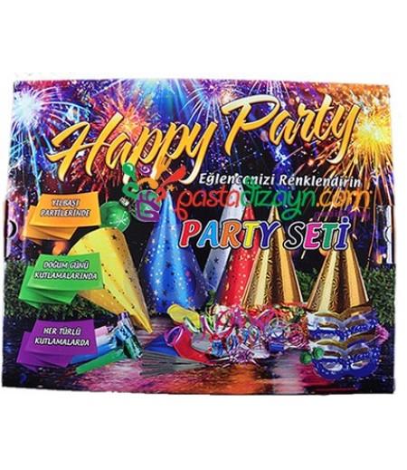 Doğum Günü Parti Seti,Paket