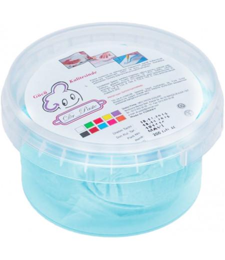 Dr.Paste Açık Mavi Şeker Hamuru,200gr