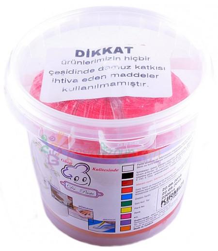 Dr.Paste Kırımızı Şeker Hamuru,1kg