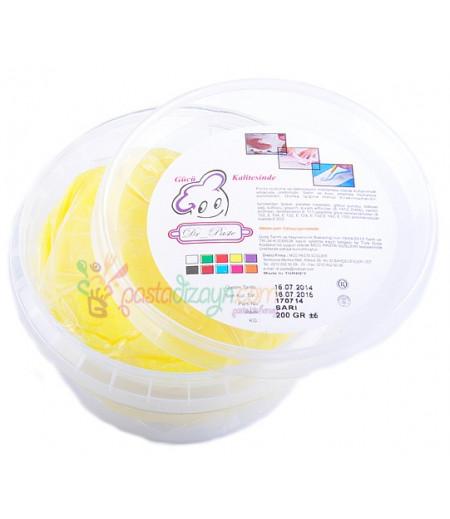 Dr.Paste Sarı Şeker Hamuru,200gr