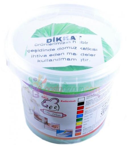 Dr Paste Yeşil Renk Şeker Hamuru,1kg