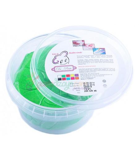 Dr.Paste Koyu Yeşil Şeker Hamuru,200gr