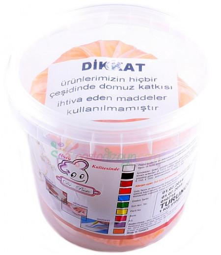 Dr.Paste Turuncu Şeker Hamuru,1kg