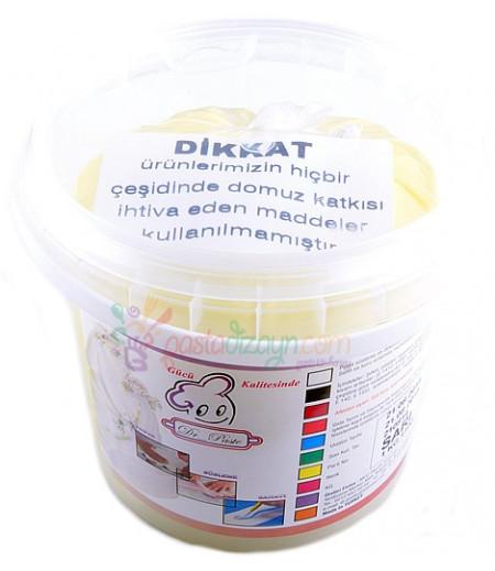 Dr.Paste Sarı Şeker Hamuru,1kg