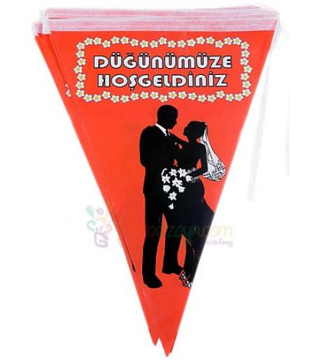 Düğün Temalı Flamalar,Paket
