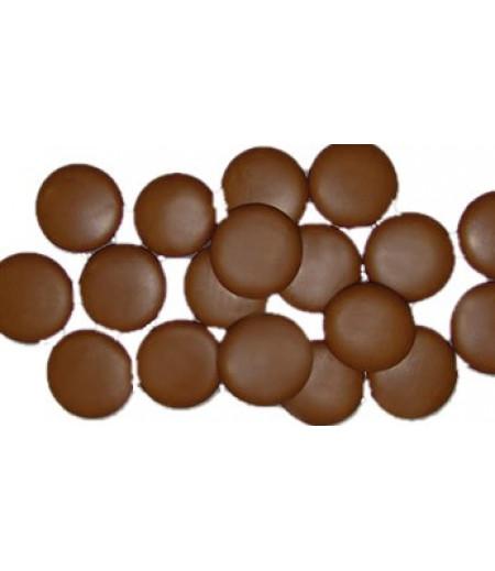 Elit Çikolatlı Pul Kuvertür,200gr