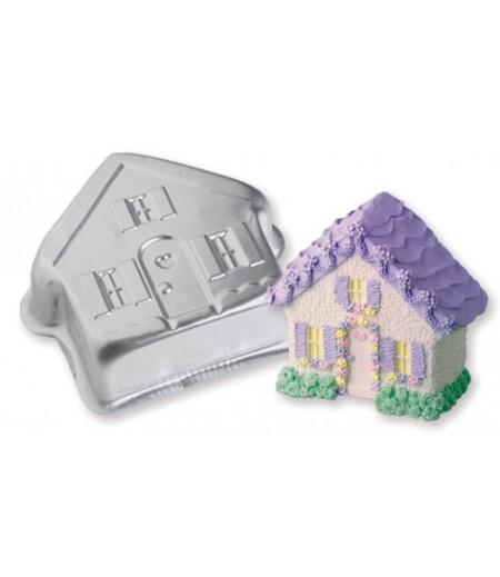 Ev Modelli Kek Kalıbı,20x22.5xh7