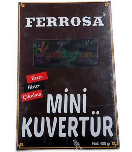 Ferrosa Bitter Kuvertür,400gr
