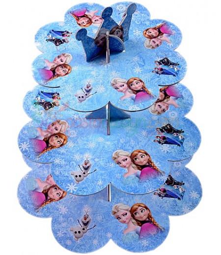 Frozen,Karlar Prensesi Elsa Sunum Stand