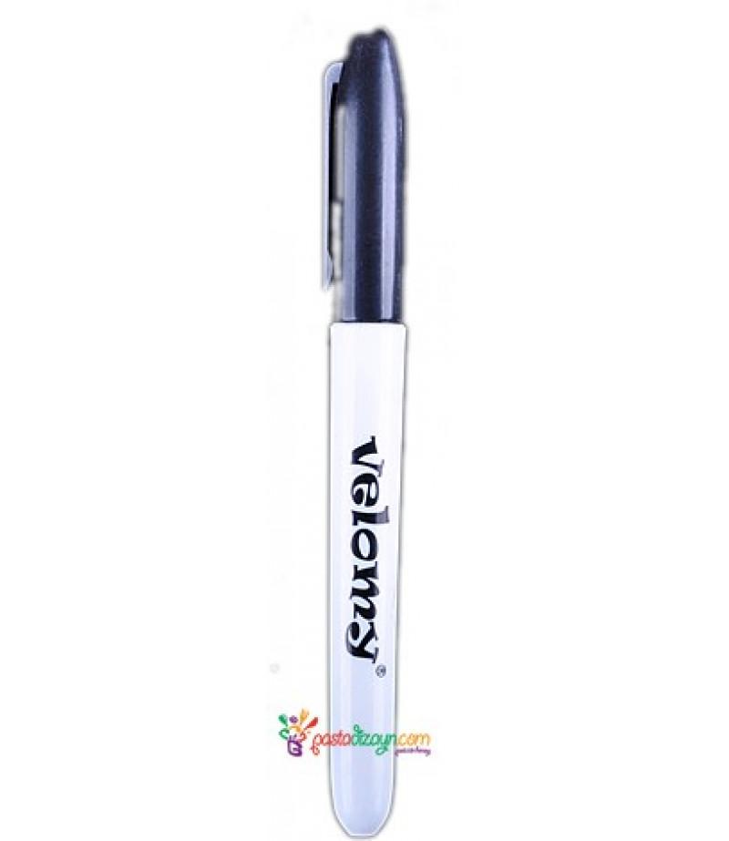 Gıda Boyası Kalemi,Siyah Renk