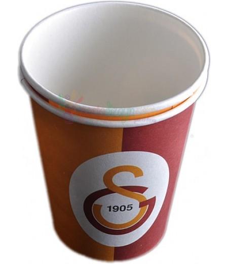 Galatasaray Temalı Bardaklar,8 Adet