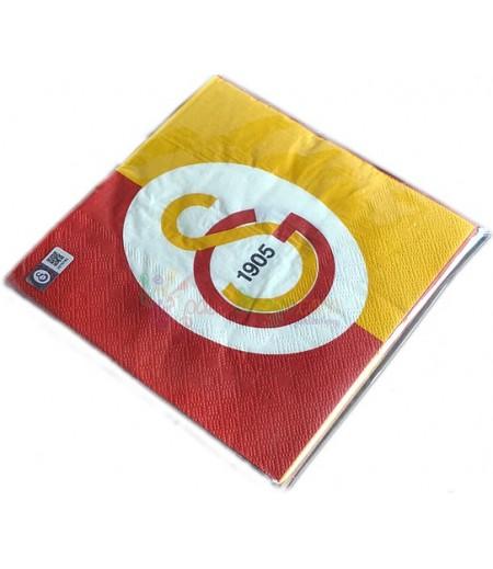 Galatasaray Temalı Peçeteler,16 Adet