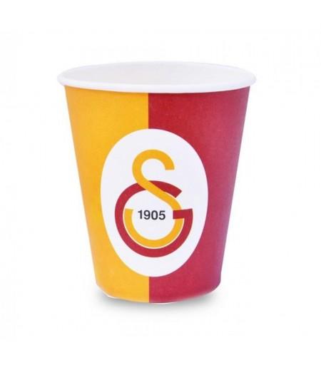 Galatasaray Temalı Kağıt Bardaklar,8 Adet