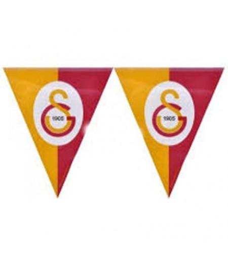 Galatasaray Temalı Kağıt Flamalar