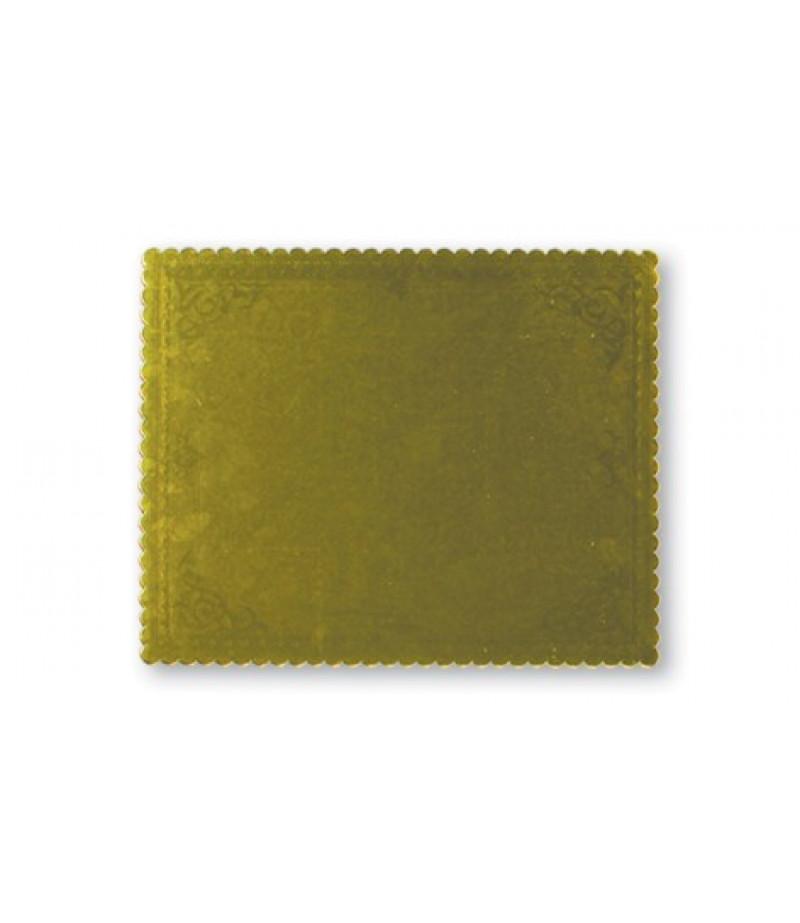 Sıvamalı Gold Karton,KALIN,34x40,1 Adet