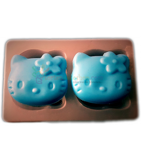 Hello Kitty Çikolata,Sabun Kalıbı,8x6cm