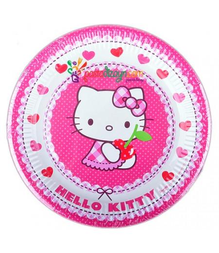 Hello Kitty Parti Tabakları, 8 adet