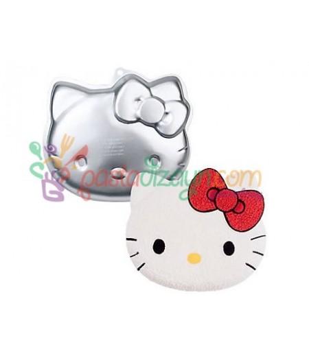 Hello Kitty Pasta,Kek Kalıbı