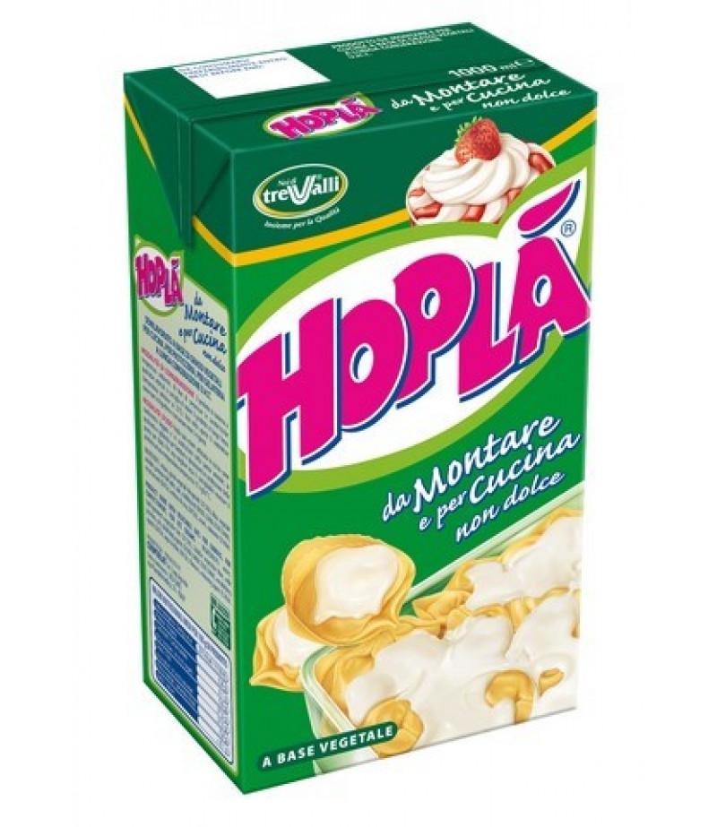Hopla Krem Şanti,Şekersiz,Paket