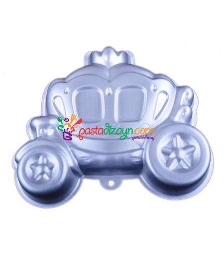 Kabak Arabası Pasta Kalıbı,25 cm