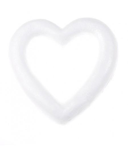 Kalp Şeklinde Küçük Strafor