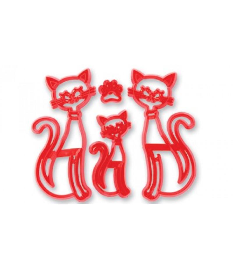 Kedi Figürlü Patchwork