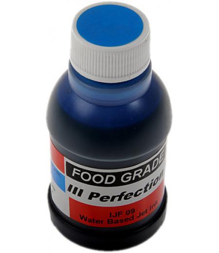 Mavi Renk Gıda Printer Boyası,100gr