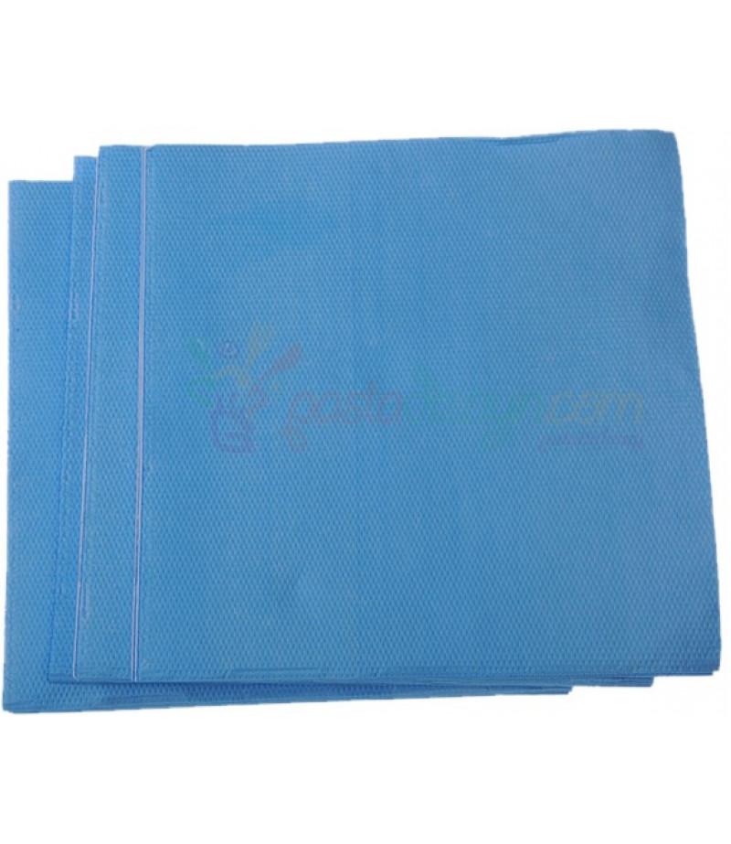 Mavi Renk Peçeteler,20 Adet