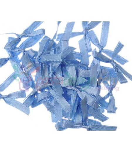 Mavi Renk Süsleme Fiyonkları