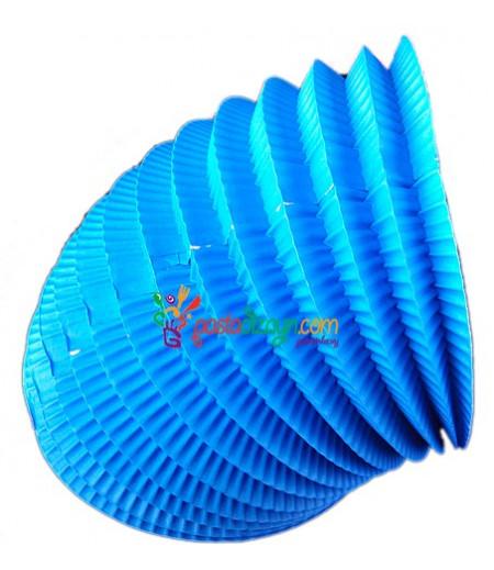 Mavi Renk Uzun Parti Feneri