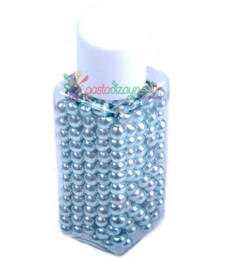 Mavi Renk Yenilebilir Drajeler,30gr