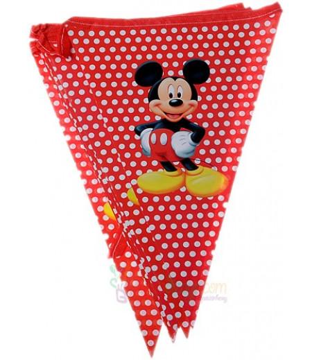 Mickey Mouse Figürlü Flamalar,Paket