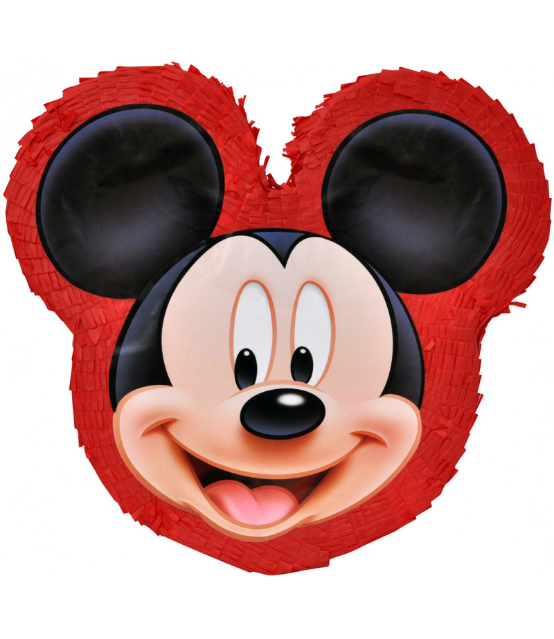 Mickey Mouse Gorselli Pinyata Pinyatalar