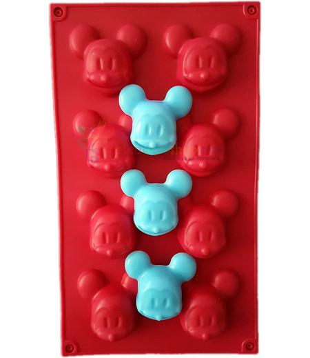 Mickey Mouse Kek,Kokulu Taş,Sabun Kalıpları
